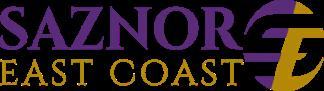 Saznor East Coast Logo